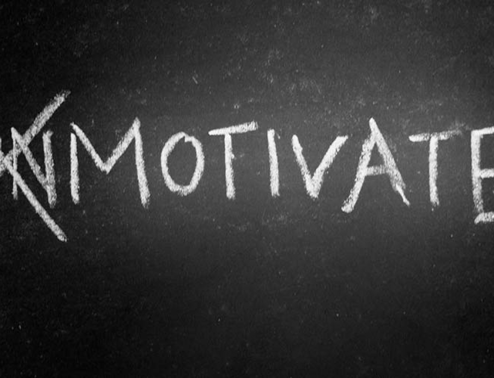 How Do You Get Yourself Motivated?