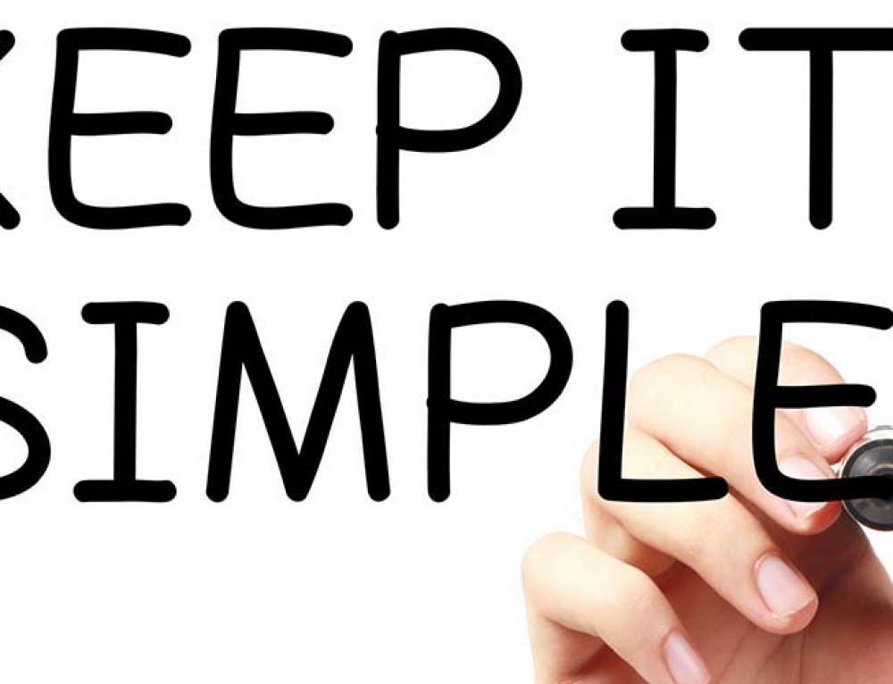 Simple is Simply Simple…