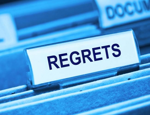 Will You Have Regrets?